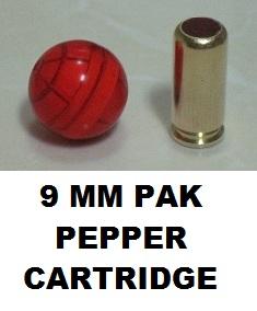 9mm Pak Pepper
